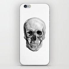 Graphite Skulls iPhone & iPod Skin