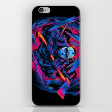 FRIDAY THE 13TH: FORCEFUL ENTRY iPhone & iPod Skin