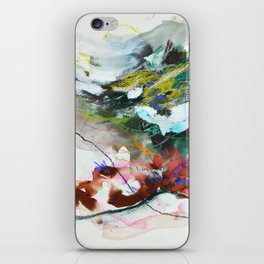 Day 84: In most cases reflecting on things in a cosmic context reveals triviality. iPhone Skin
