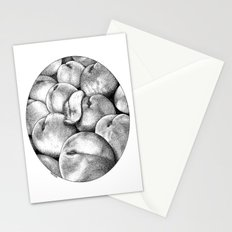 asc 628 - Les pêches de l'empereur (More juicy fruits) Stationery Cards