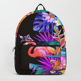 Tropical Animals Backpack