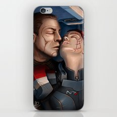Mass Effect - A moment alone. iPhone & iPod Skin
