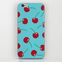 Les Cerises iPhone Skin