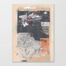 sedimenti 164 Canvas Print