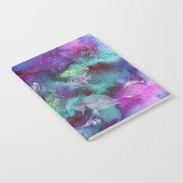 Aurora Seaworld Party Notebook