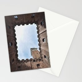 structures. Stationery Cards