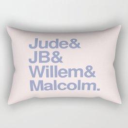 A Little Life Book Rectangular Pillow