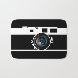 Camera Lens Bath Mat