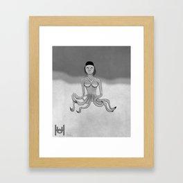 Octocyde Framed Art Print