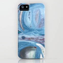 Fractured iPhone Case