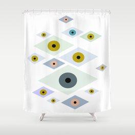 Eyes 1 Shower Curtain