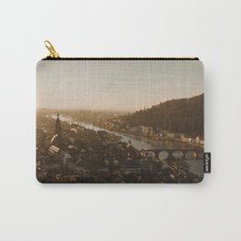 View of Heidelberg from above Carry-All Pouch