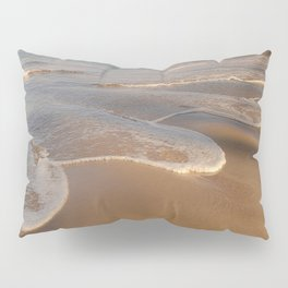Gentle Waves on Beach Pillow Sham