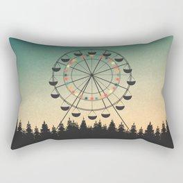 Take a Ride Rectangular Pillow