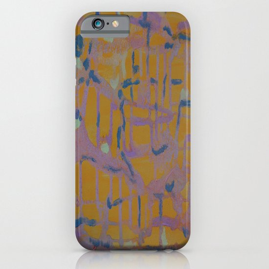 Pastel Map iPhone & iPod Case