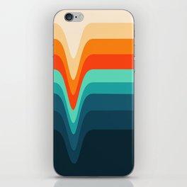 Retro Verve iPhone Skin