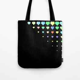 Falling In Love Tote Bag
