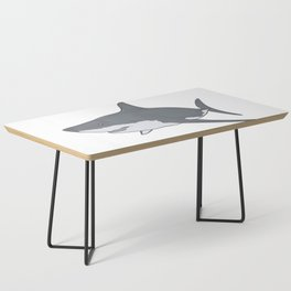 Great White Shark Coffee Table