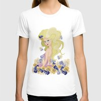 lucy T-shirts featuring Lucy by carotoki art and love