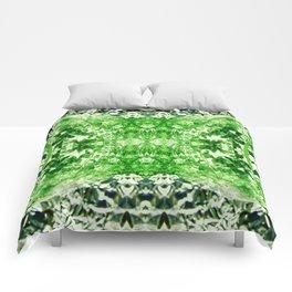 Green Splitting Spheres Comforters