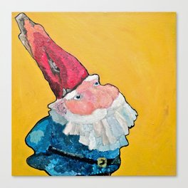 Abstract Study of Gnome (Pt.2) Canvas Print