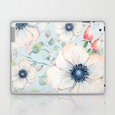 Summer Flowers #society6 #buyart Laptop & iPad Skin