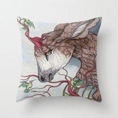 The Myth of the Atti Throw Pillow
