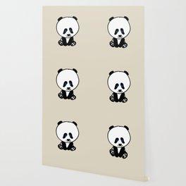 Chalkies panda color 6 Wallpaper