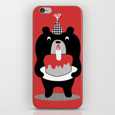 Cake Bear iPhone Skin
