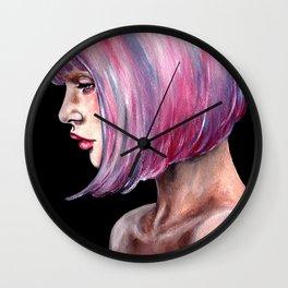 Lucy Petal-2012  Wall Clock