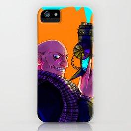 Gru iPhone Case