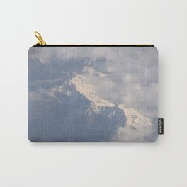 white mountain tops Carry-All Pouch