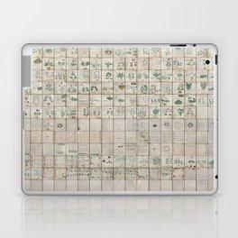 The Complete Voynich Manuscript - Natural Laptop & iPad Skin