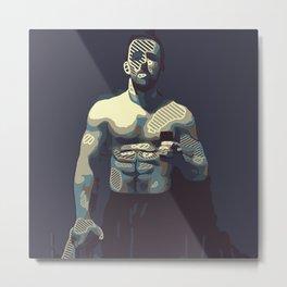 Man B1 Metal Print
