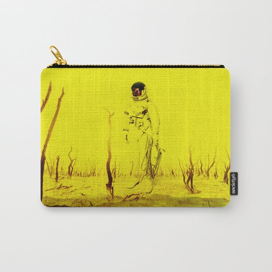 It is too late - Astronaut Carry-All Pouch