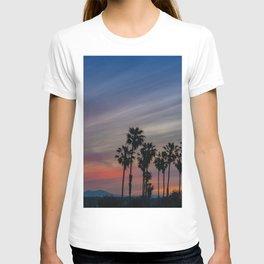 River Jetties Sunrise T-shirt