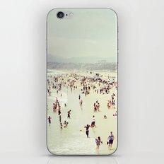 Santa Monica Pier iPhone & iPod Skin