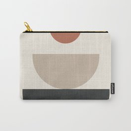 Geometric Modern Art 30 Carry-All Pouch