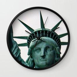 Statue of Liberty Wall Clock