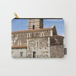 OLD CHURCH - SARDINIA - ITALY Carry-All Pouch