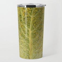 Colour Cabbage 1 Travel Mug