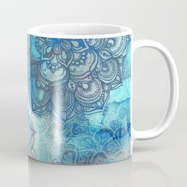 Lost in Blue - a daydream made visible Coffee Mug