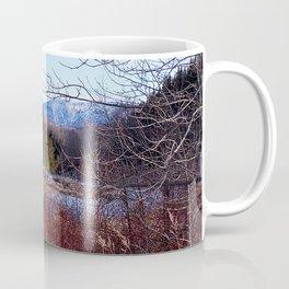 The Way to the Mountain Coffee Mug