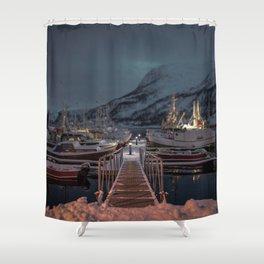 TROMSØ / NORWAY Shower Curtain