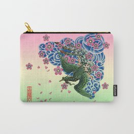 Tattoo Fenghuang Carry-All Pouch