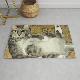 Risque Tabby Rug