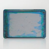 frame iPad Cases featuring Frame by Kristin Rodgers