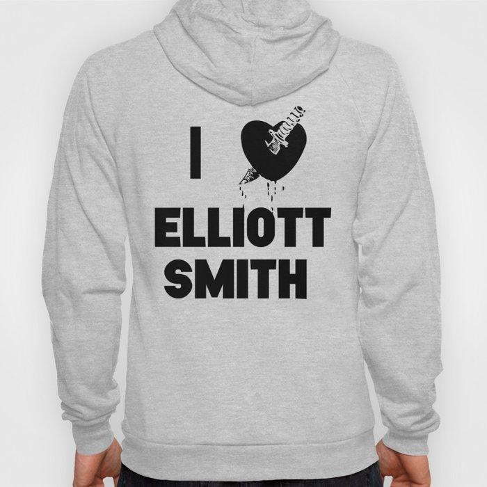 I Heart Elliott Smith Hoody
