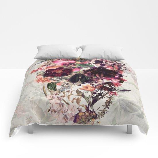 New Skull 2 Comforters