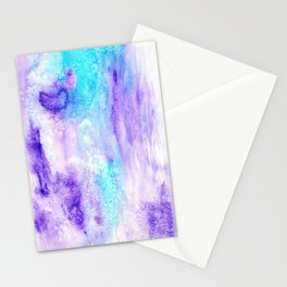 Watercolor #G52 Stationery Cards